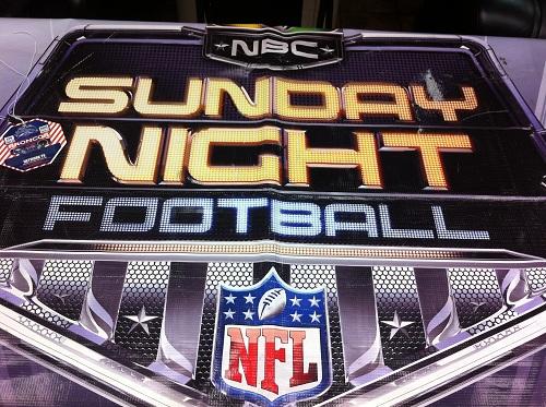 Sunday Night Football live stream